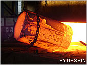 Jinan Hyupshin Flanges Co., Ltd, flanges heating