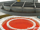 Jinan Hyupshin Flanges Co., Ltd, flanges heat treatment