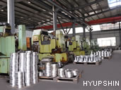 Jinan Hyupshin Flanges Co., Ltd, flanges machining
