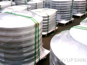 Jinan Hyupshin Flanges Co., Ltd, steel flanges stock